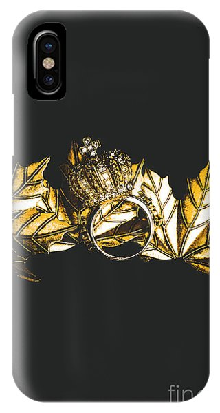 Jewelery iPhone Case - Royal Crown Jewels by Jorgo Photography - Wall Art Gallery