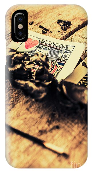 March iPhone Case - Royal Flush by Jorgo Photography - Wall Art Gallery