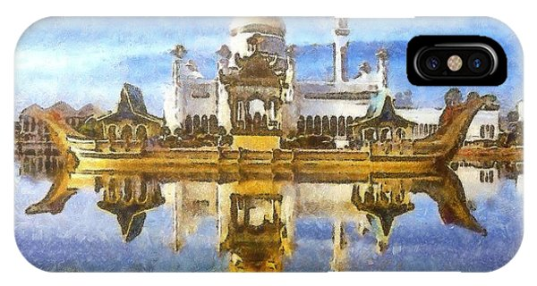 Royal Mosque  IPhone Case