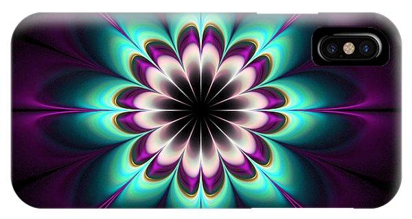 Royal Purple IPhone Case