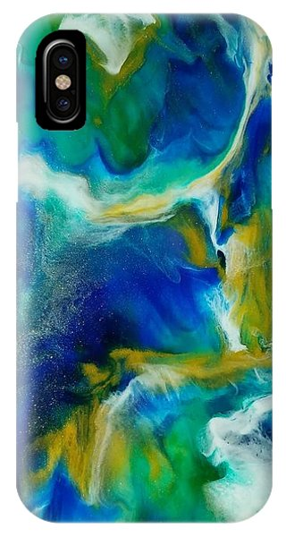 Royal Sands IPhone Case