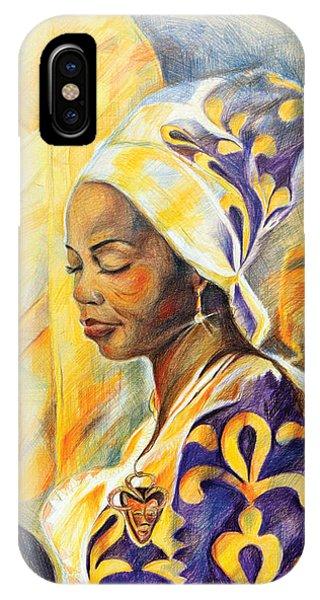 Royal Spirit IPhone Case