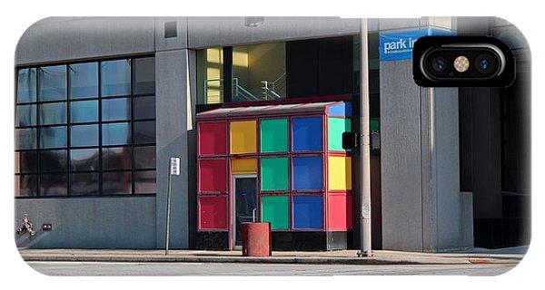 Rubik Shelter IPhone Case