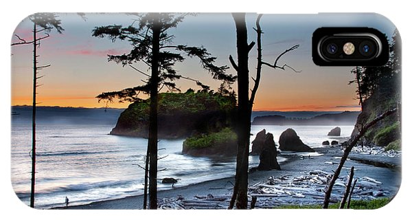 Ruby Beach #2 IPhone Case