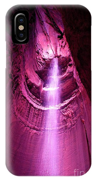 Ruby Falls Waterfall 5 IPhone Case