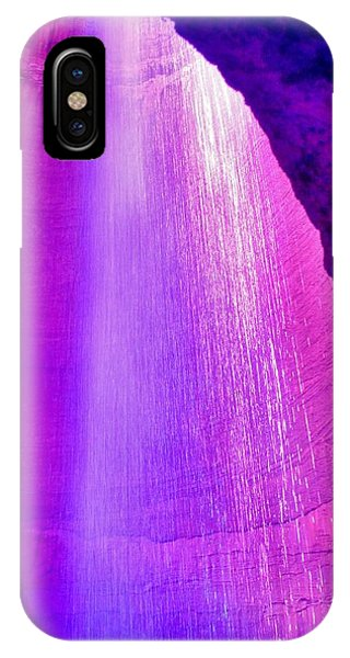 Ruby Niagara Falls IPhone Case