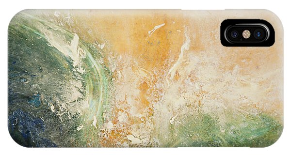 Rugged Coast Aerial View IPhone Case