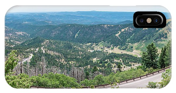 Ruidoso, Nm Panoramic IPhone Case