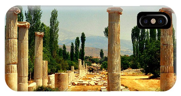 Ruins Of  Aphrodisias IPhone Case