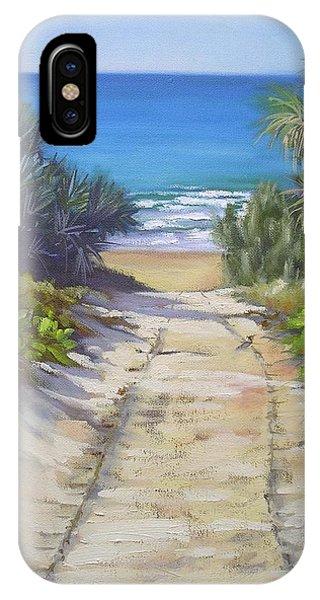 Rules Beach Queensland Australia IPhone Case