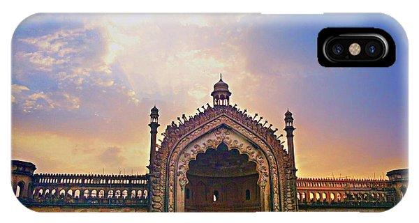 Rumi Gate IPhone Case