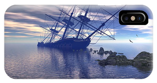 Run Aground IPhone Case