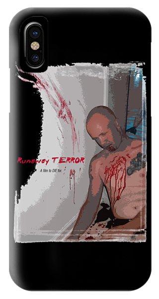 Runaway Terror 2 IPhone Case