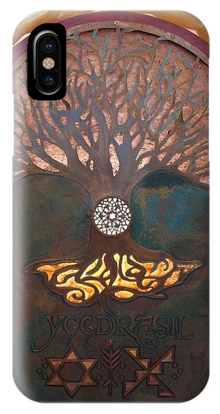 Runes For Restoration Illuminated IPhone Case