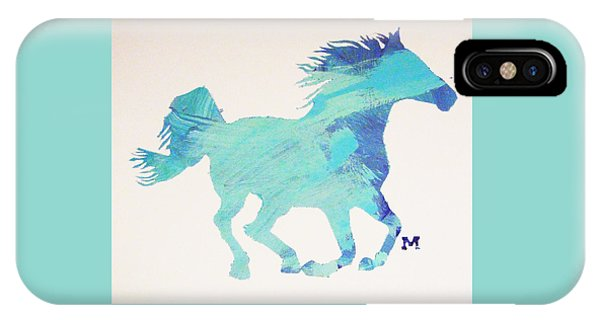 Running Free IPhone Case