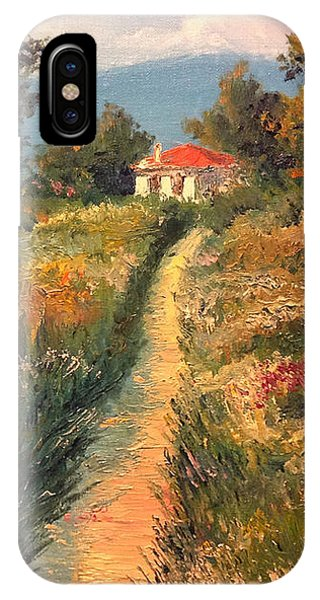Rural Idyll IPhone Case