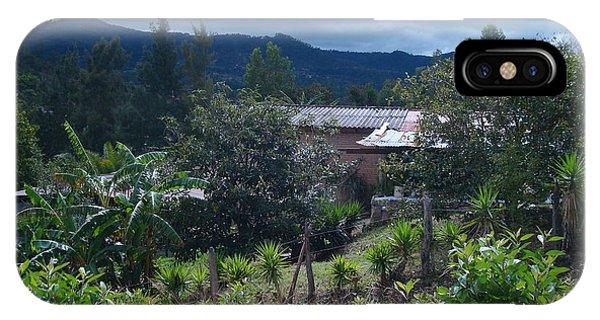 Rural Scenery 1 IPhone Case