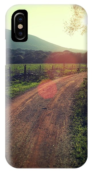 Distant iPhone Case - Rural Ways by Carlos Caetano