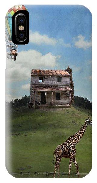 Rural World IPhone Case