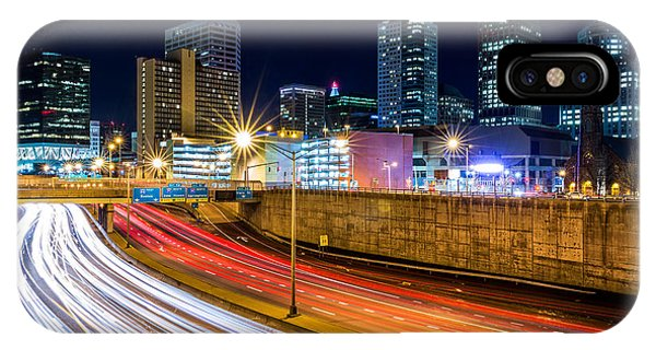 IPhone Case featuring the photograph Rush Hour In Hartford, Ct by Mihai Andritoiu