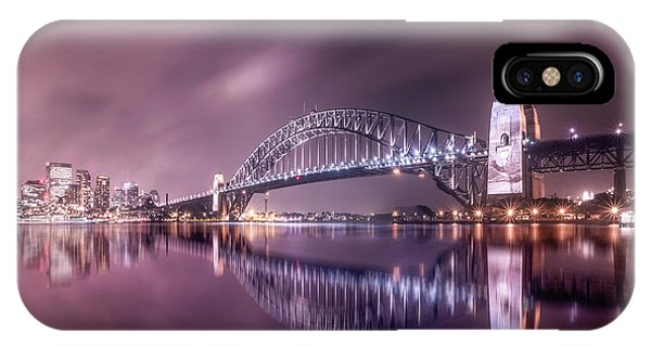 Nsw iPhone Case - Rush Over Me by Evelina Kremsdorf
