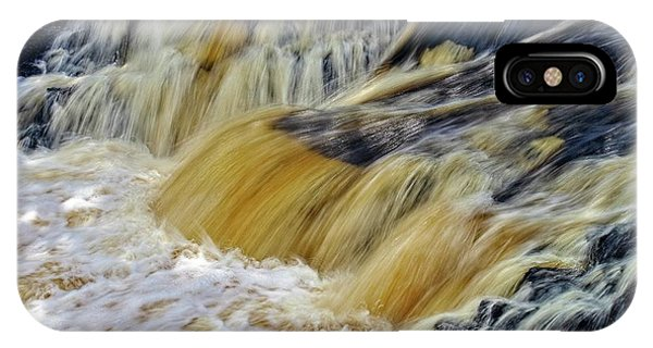Rushing Water IPhone Case