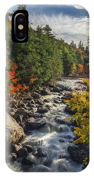 Rushing Waters IPhone Case