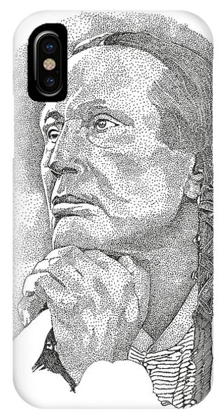 Russell Means IPhone Case