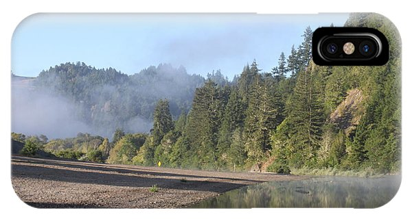 Russian River Morning Glow IPhone Case