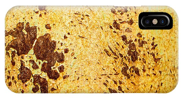 Rust Metal IPhone Case