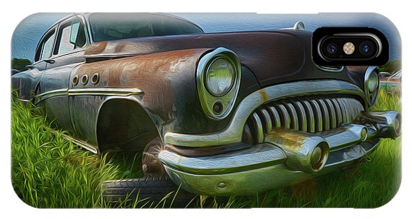 iPhone Case - Rust Never Sleeps 8 by Bob Christopher