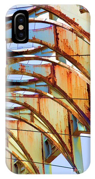 Rust Pavilion World's Fair 1964 Ny IPhone Case