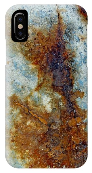 Rusted Abstraction 2 IPhone Case