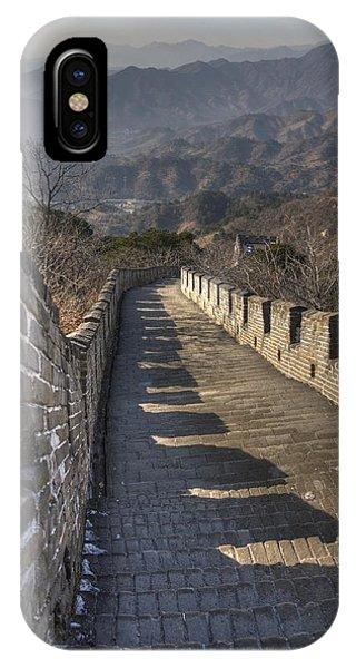 Rusti  Great Wall Hdr IPhone Case