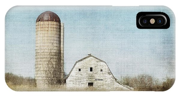 Rustic Dairy Barn IPhone Case