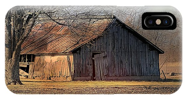 Rustic Midwest Barn IPhone Case