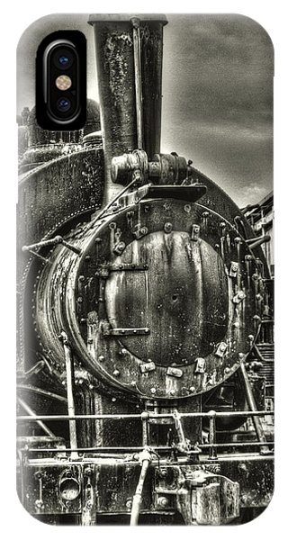Rusting Locomotive IPhone Case