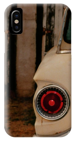 Rusty Car IPhone Case