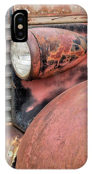 IPhone Case featuring the photograph Rusty Classic by Denise Bush