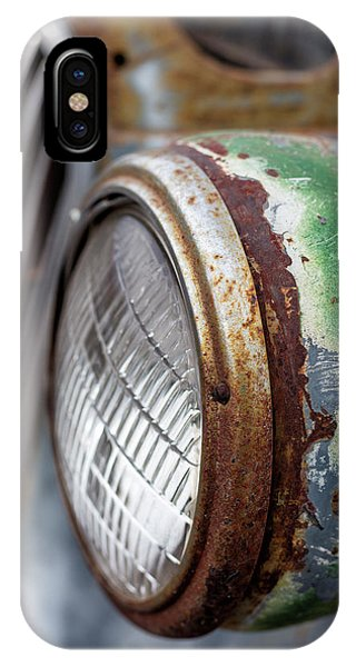 IPhone Case featuring the photograph Rusty Detail by Denise Bush