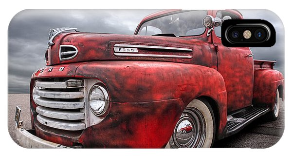 Rusty Jewel - 1948 Ford IPhone Case