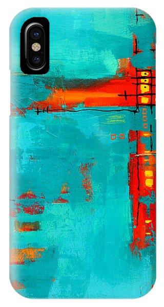 Cool iPhone Case - Rusty by Nancy Merkle