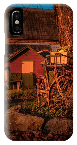 Rusty Ride IPhone Case