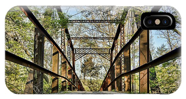 Englewood Bridge IPhone Case