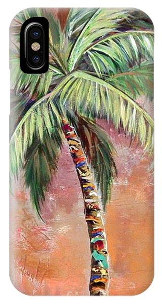 Ruths Palm II IPhone Case