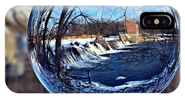Rutland Dam Two IPhone Case