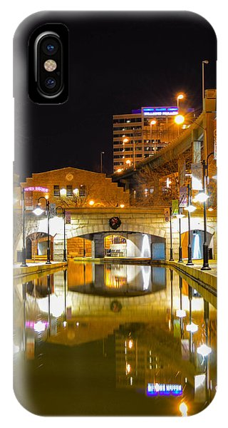 Rva Canal Walk IPhone Case
