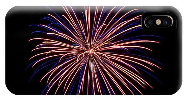 Rvr Fireworks 48 IPhone Case