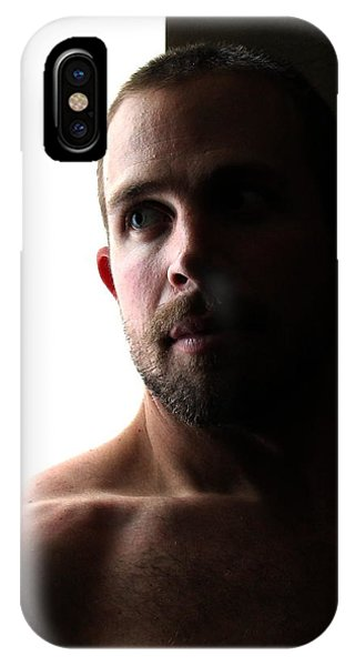 Ryan's Portrait IPhone Case