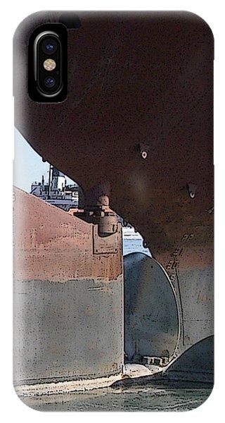 Ryerson Prop IPhone Case